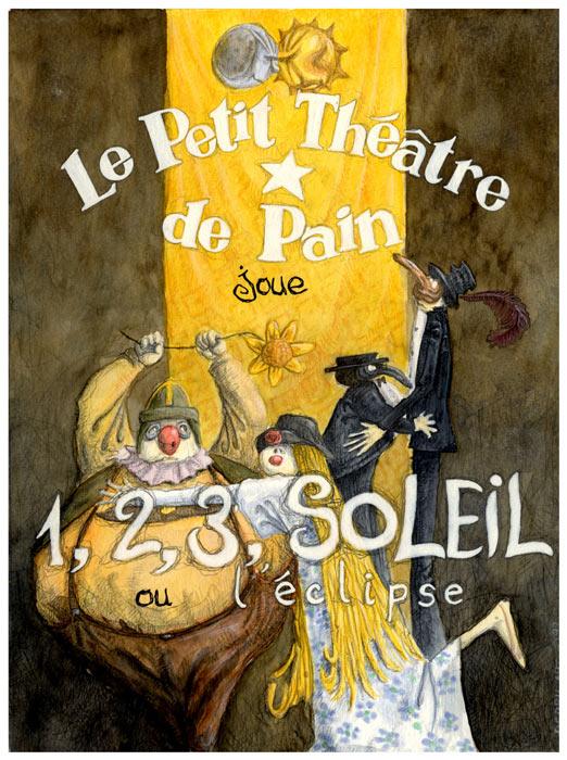 1,2,3, Soleil - Affiche : Lontxo Yriarte