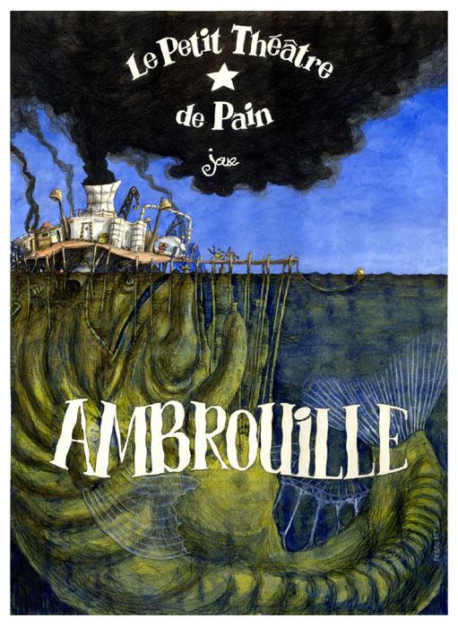 Ambrouille  - Affiche : Lontxo Yriarte