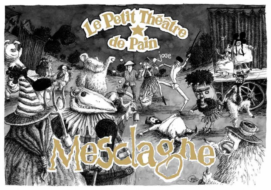 Mesclagne  - Affiche : Lontxo Yriarte