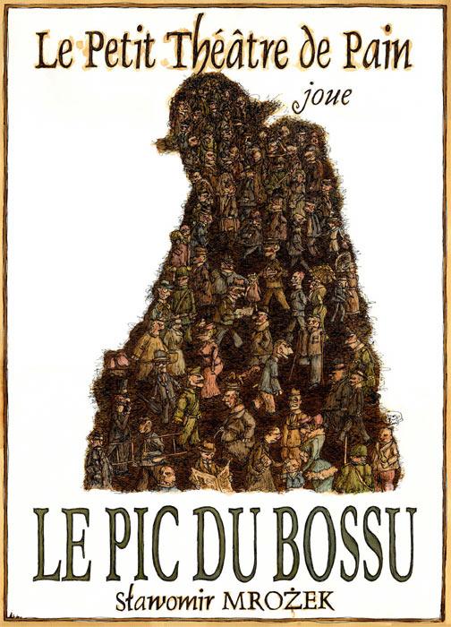 Le Pic du Bossu - Affiche : Lontxo Yriarte