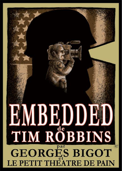 Embedded - Affiche : Lontxo Yriarte