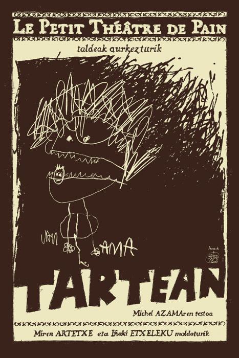 Tartean - Affiche : Lontxo Yriarte